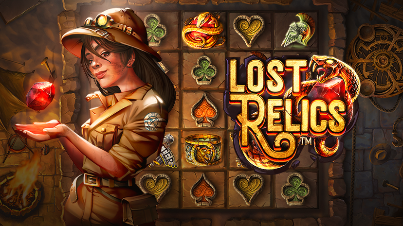Lost Relics Review