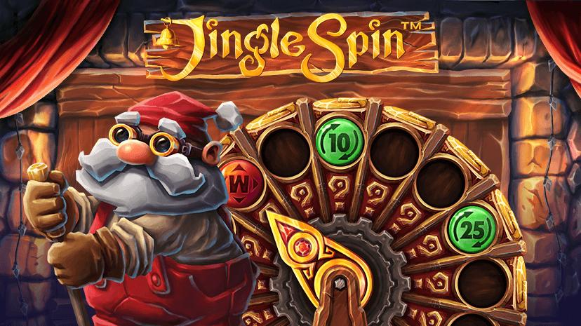 Jingle Spins Slot