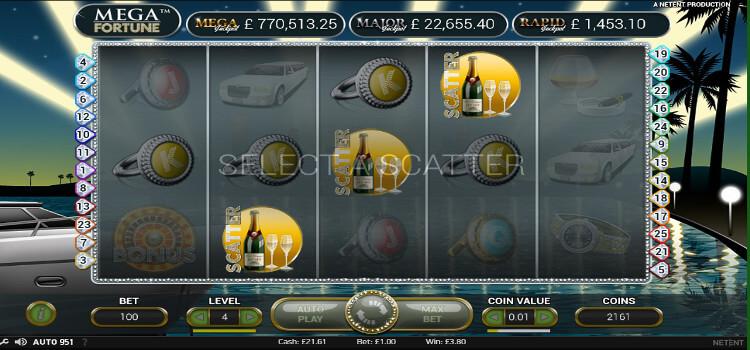 Amatic slots demo
