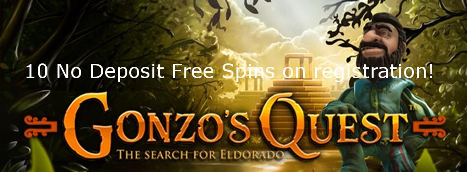 Glimmer Casino 10 Free Spins No Deposit