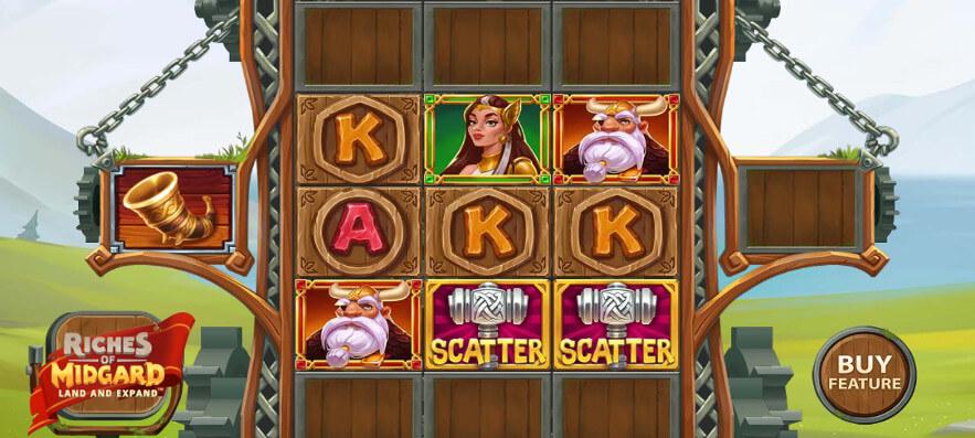 Riches of Midgard Slot