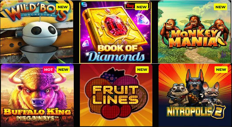 CasinoBuck Casino Bonus and Review